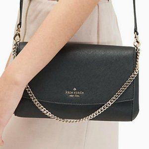 ♠️ Kate Spade Laurel Way Greer Black Bag ♠️